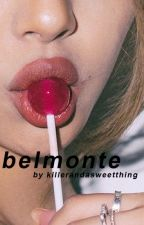 belmonte + hs by killerandasweetthing