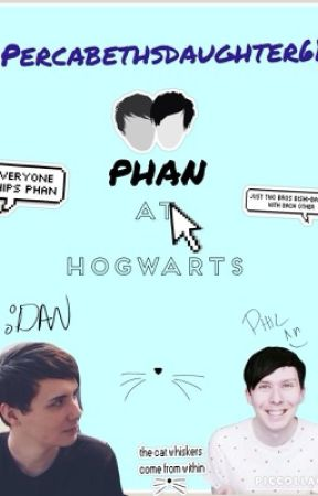 Phan at hogwarts by percabethsdaughter61