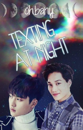 Texting at Night » KaiSoo/KaiDo
