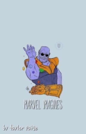 marvel imagines by taylorxpaige