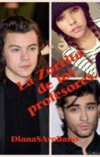 La Zorrita De Los Profesores ||Harry, Zayn &____|| ||HOT|| by Bubulubudefreck