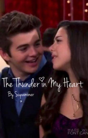 The Thunder In My Heart #Wattys2015