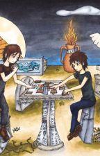 Nico's quest by wisdomofthesea