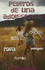 Peligros de una adolescente by perrryelornitorrinco