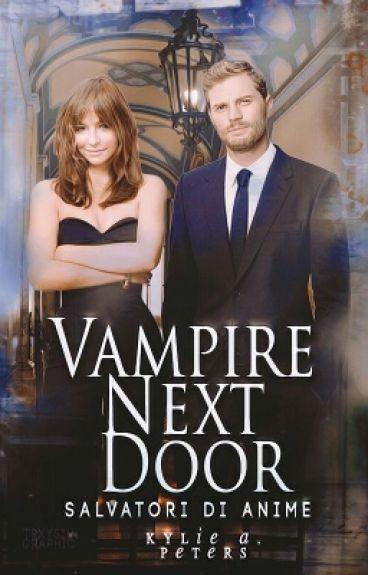 Vampire next door - salvatori di anime