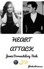 Heart Attack ||J.Dornan||L.Hale|| by Moonlightboyy