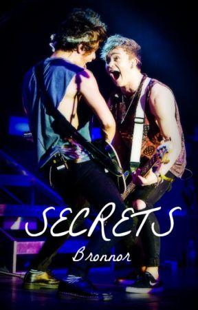 Secrets (Bronnor)  by SnazzyBronnor