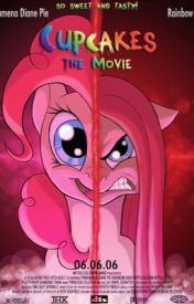 Cupcakes mlp fanfic by AirWing