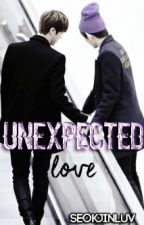 Unexpected love [TaeJin]. by Seokjinluv