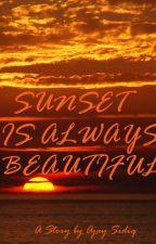 Sunset is Always Beautiful by AjaySidiq