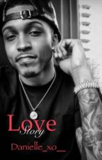 August Alsina and Jadahdoll love story by danielle_xo__