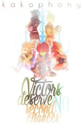 Victors Deserve No Second Chances by kakophony