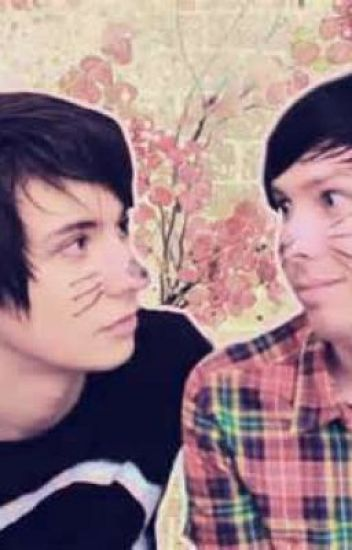 Is this a Phanfic or real life? (Phan)