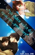 ~*Mi dulce neko del cual me...enamore*~ >///< (Levi x Eren) by Adri_love_SNK