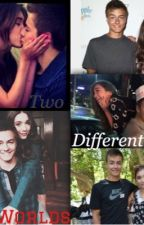Two different Worlds: A Rucas Story by girlmeetswriter_