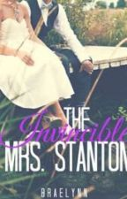 The Invincible Mrs. Stanton by braelynnlily