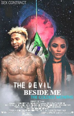 SEX CONTRACT: THE DEVIL BESIDE ME| ODELL BECKHAM JR by BardiGyal