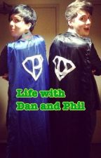 Life with Dan and Phil by freyja11