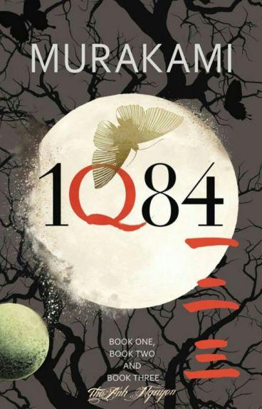 1Q84 Book 1 - Haruki Murakami