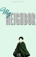 My Neighbor ↭ Cashton by mukeycashy