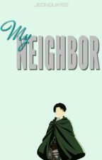 My Neighbor ↭ Cashton by mukeycashy