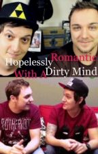 Hopelessly Romantic With A Dirty Mind (Froid) by morrssmordre