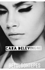 Cara Delevingne by BetulGoktepes