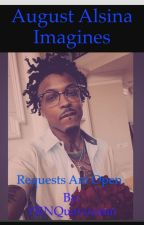 August Alsina Imagines by Crownteemarii