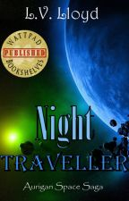 Night Traveller (LGBT - Romantic Sci-Fi) by elveloy