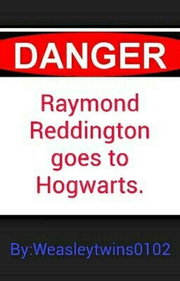 Danger, Raymond Reddington goes to Hogwarts.