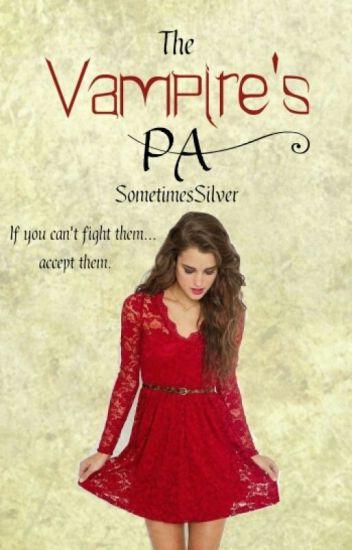 The vampire's PA