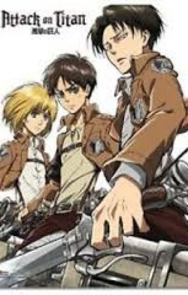 Unexpected (Attack on Titan boys x reader)