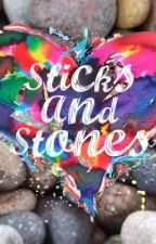 Sticks and stones by stilesmischief