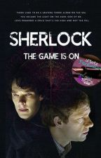 Sherlock - The game is on #Johnlock by ClaryTecker