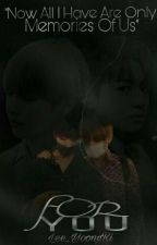 For You // KakaoTalk Vkook by Lee_YoongRi