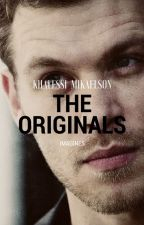 THE ORIGINALS IMAGINES  by KhalessiMikaelson