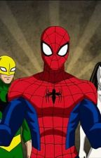 The Ultimate Spider-Man: Far-beyond galaxies by lilacia