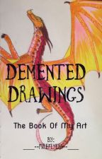 Demented Drawings by 90Lapis90