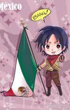 México-chan y los países- Hetalia by Your_Yaoi-Goddess