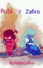 Rubí y Zafiro by Puppet_Gem