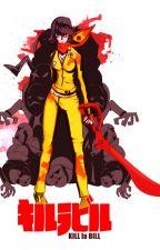 I need a hero: Ryuko x (SHY!)Reader by Belle82DevArt