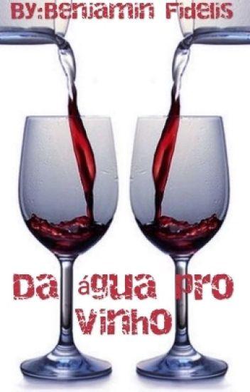 Da água pro vinho (romance lesbico)