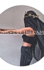 The night of the Qamar by Angeel313