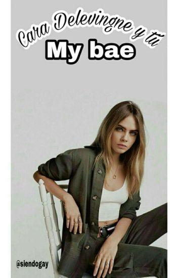 """My Bae"" Cara Delevingne & Tu."
