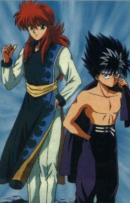 (Yu yu hakusho fic) Rắc rối của Kurama