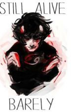 Self-loathing and cold-weather.(Human!KARKAT X SUICIDAL!READER ) by AestheticTv