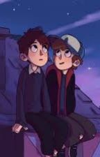Perdido (Wirt x Dipper, Gravity falls y Over the Garden Wall crossover) by Llamaestrellas