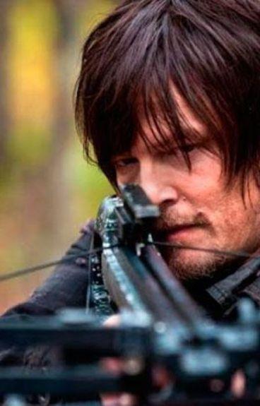 The Walking Dead Serie - Novela Daryl Dixon (Norman Reedus) y tú
