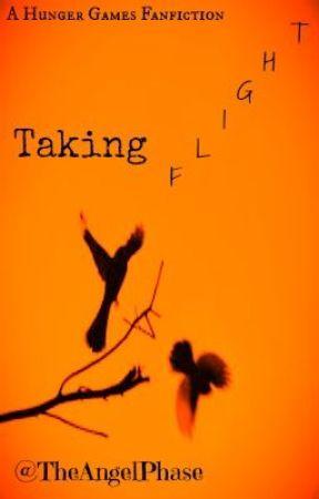 Taking Flight by Catnip_Mellark