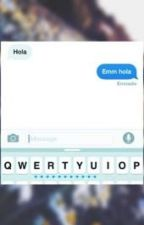iMessage.|| Nate Maloley by itsYesiee143